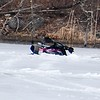 The ATV that went through ice