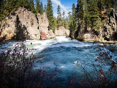 Deschutes River - Benham Falls