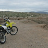The DRZ-400S performed great all weekend.