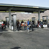 First gas stop at the XL station in Borrego Springs.