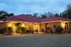 Desert Thistle bed & breakfast in Rockville, UT - Outside, night time view