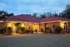 Desert Thistle bed & breakfast in Rockville, UT - Outside, night time view