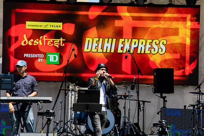"""Delhi Express"" Performing At desiFEST 2018"
