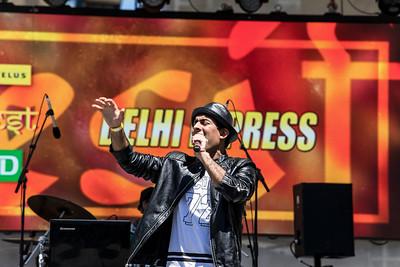 """Delhi Express"" Performing At desiFEST 2018"