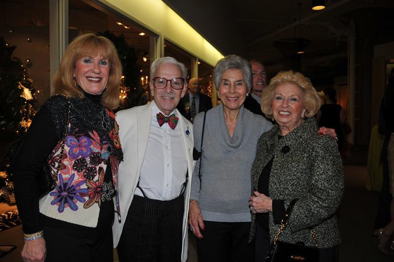 Bobbi Brodsky, Pedro Rodriguez, FASID; Thelma Dubin; Babe g Nollman