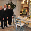 Gary Roebery Patrick Egan and Mark Mainville