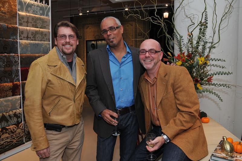 Greg Oosterhart, Alan Scott & Chuck Soldano