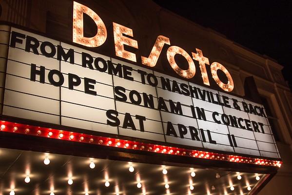 Desoto Concert Series Hope 2015