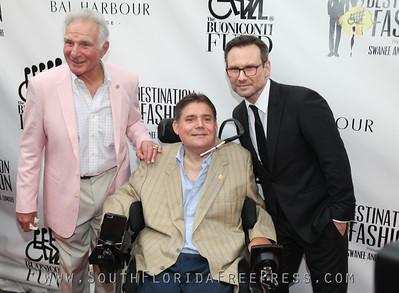 Nick Buoniconti, Marc Bouniconti, Christian Slater