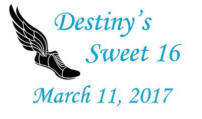 Destiny 16th Birthday