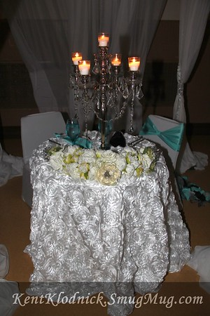 Quinceanera Set-up