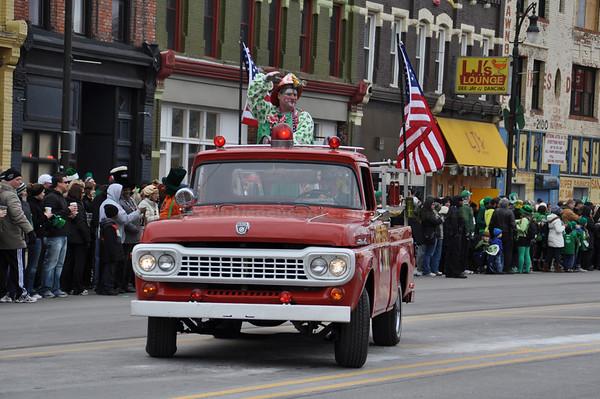 Detroit Fire Department Clowns