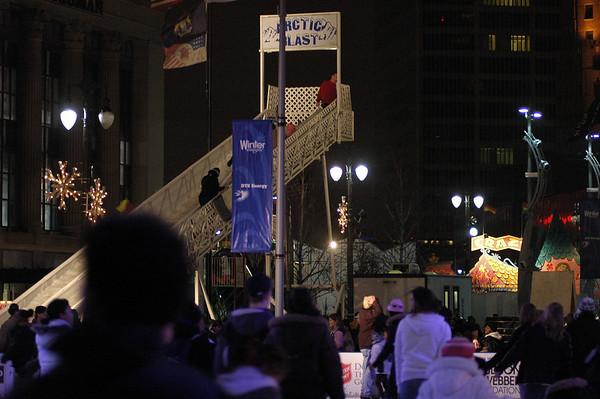 Detroit Winter Blast 2009