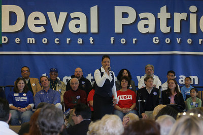 Host of Dems Join DP in Fall River, 11.4.06