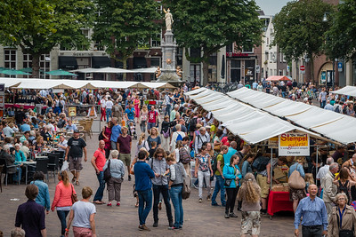 28e Deventer Boekenmarkt 2016