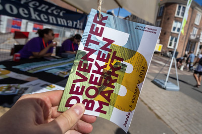 30e Deventer Boekenmarkt 2018