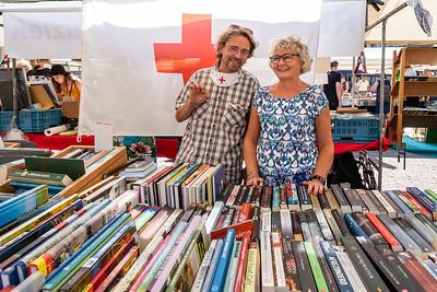 Boeken voor het goede doel: Het Rode Kruis