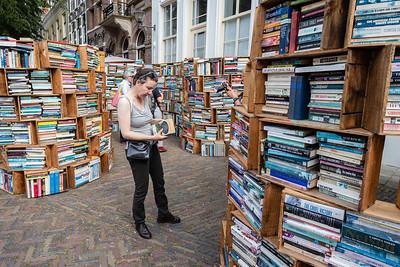 Boeken, boeken, boeken