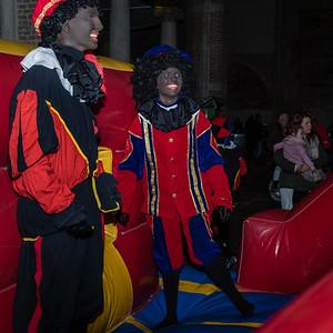 Zwarte Pieten Hindernisbaan