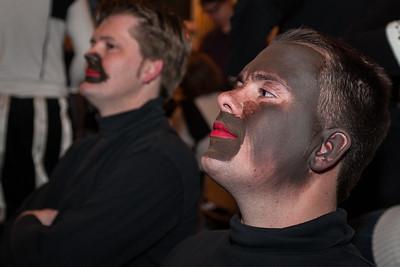 Deventer Sinterklaas intocht 2010 - Achter de schermen