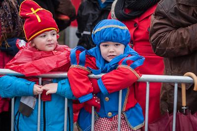 Deventer Sinterklaas intocht 2011