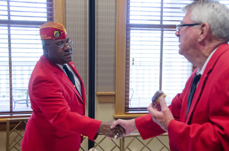 DE Devil Dogs Det. 780, Marine Corps League annual meeting May10, 2014