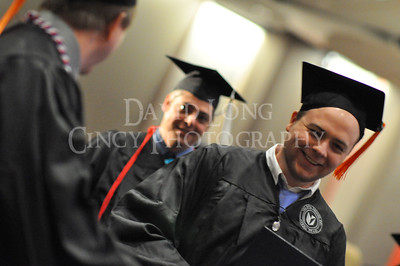 January 2013 Commencement