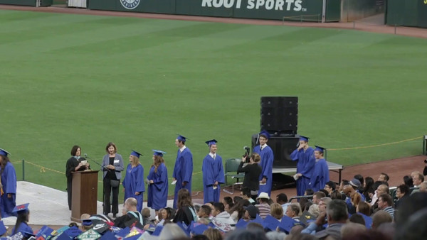 Dexter High School Graduation - 2015