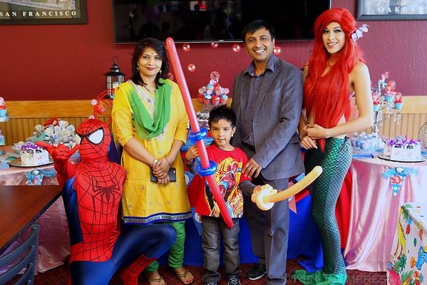 Dhyan's 6th Birthday Party