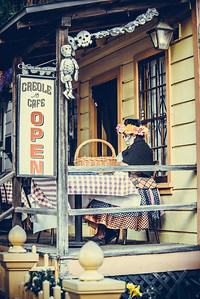 Dia De Los Muertos - Old Town, San Diego, Calif.