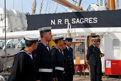 "Dia da Marinha - Navio-Escola ""Sagres"" (Terminal Norte - Porto de Aveiro)"