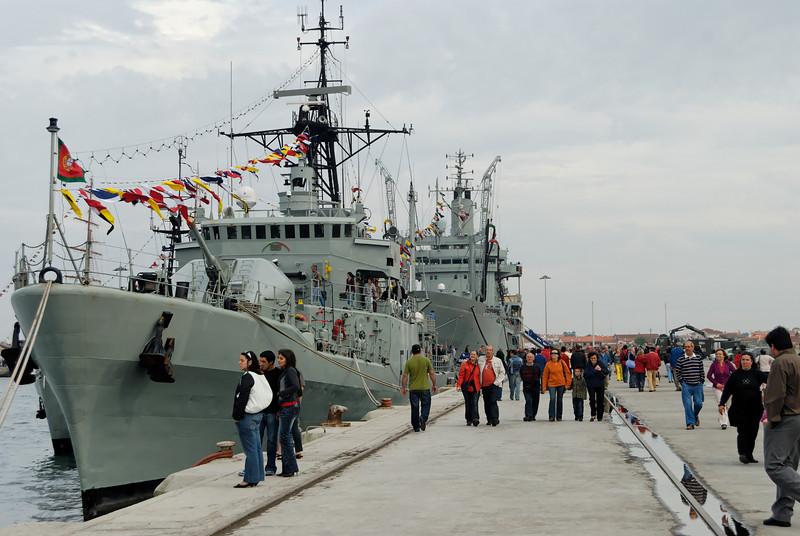 Dia da Marinha - Aveiro  -20090523  -  0977