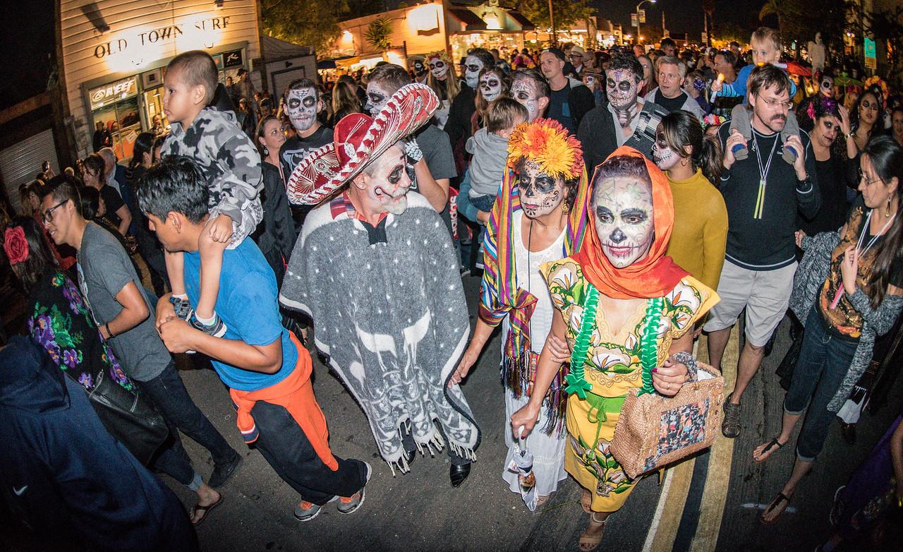 Dia de los Muertos - San Diego, Calif.