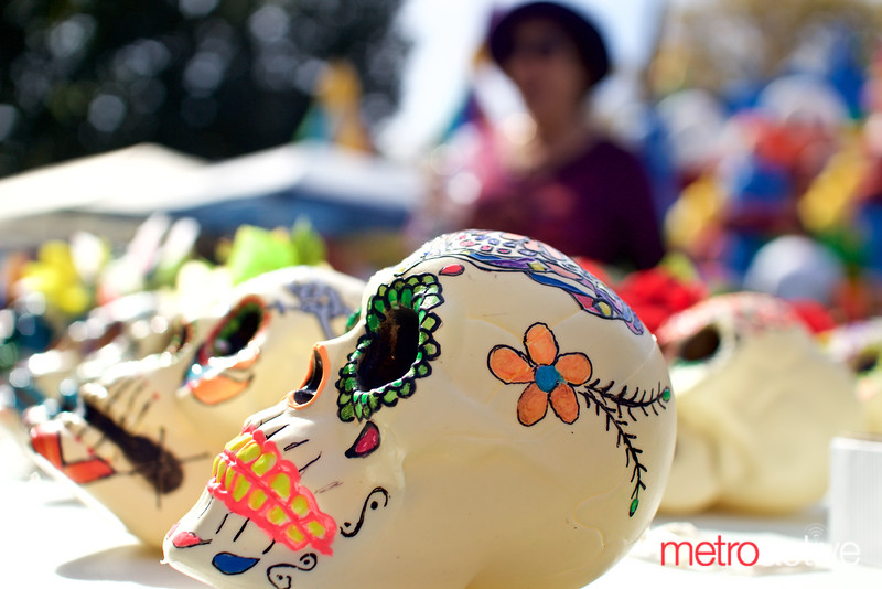 7th Annual Día De Los Muertos Festival, St James Park, Downtown San Jose
