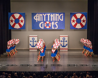 DSOD SHOW I & II - Anything Goes