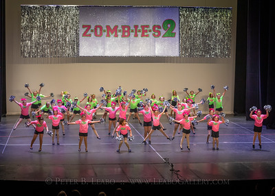 DSOD SHOW 4 - Zombies 2 Medley