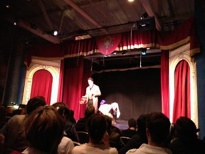 Dickens Faire December 2012