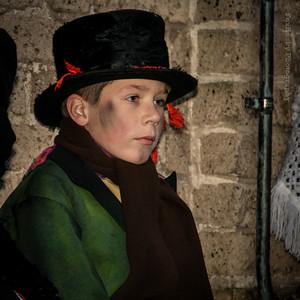 Musical Oliver! (Theatergroep Barst)