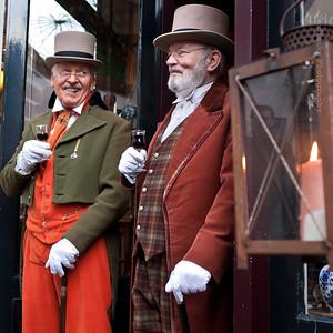 Dickens Festijn Deventer - 2011