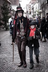 """Artful Dodger en Oliver uit """"Oliver Twist"""""""