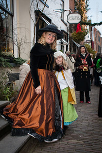 Dickens Festijn Deventer - 2012