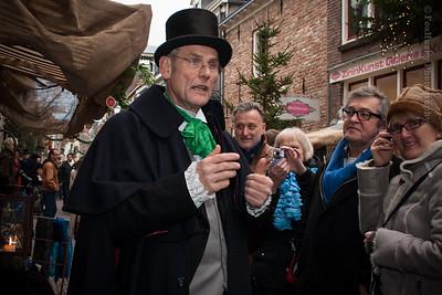 Oud-burgemeester James van Lidth de Jeude