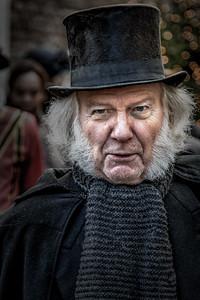 Ebenezer Scrooge (Loek van Voorst)