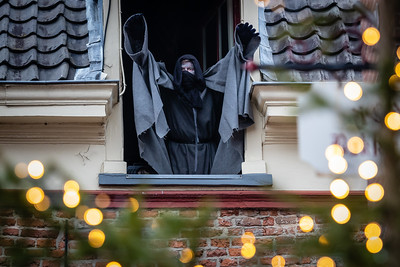 Ghost of Christmas Yet to Come (uit 'A Christmas Carol')
