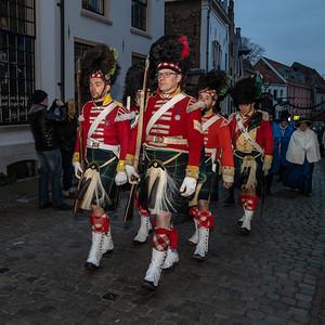 Bewakers van Queen Vistoria