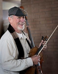 Irish Violinist