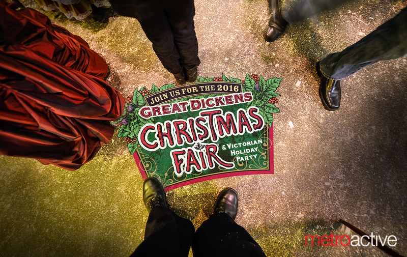 Dicken's Fair returns for it's Annual Victorian Holiday Party