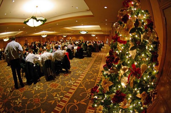 Finance Department Christmas Luncheon, December 18, 2014