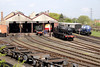 Didcot Railway Centre April 2009