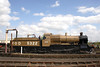 43XX Mogul steam locomotive at Didcot Railway Centre April 2009